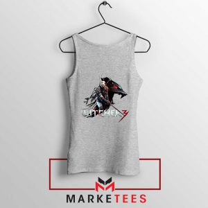 Mount Get The Witcher Tank Top