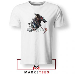Mount Get The Witcher Tee Shirt