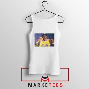 NBA Honor Lakers Legend Tank Top