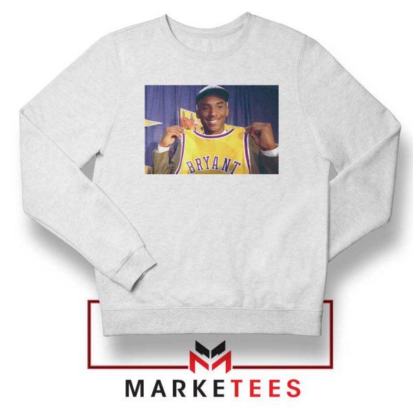 NBA Teams Honor Lakers Legend Sweater