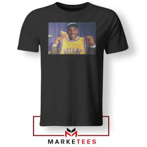 NBA Teams Honor Lakers Legend Tshirt