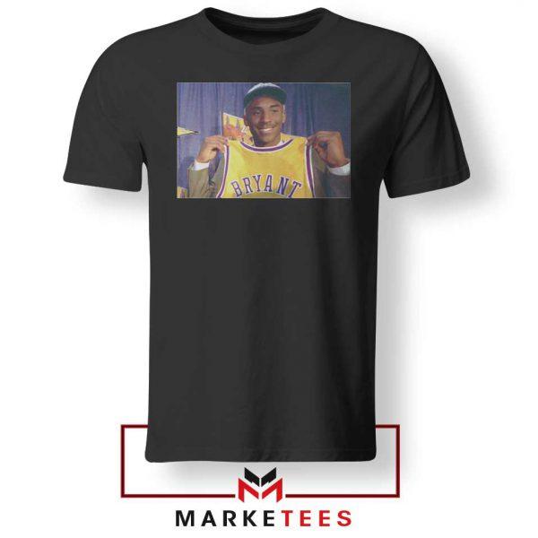NBA Teams Honor Lakers Legend Tshirt