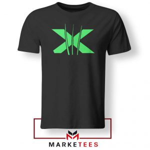 Neon X Men Claw Tee Shirt