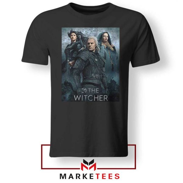 Netflix The Witcher Series Tshirt