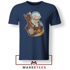 Parody Geralt Witcher Tee Shirt