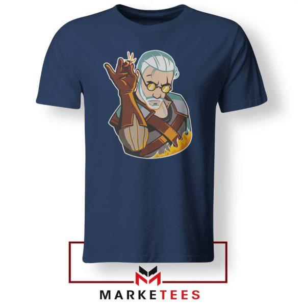 Parody Geralt Witcher Tee Shirt