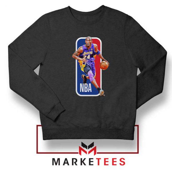 RIP NBA Lakers 24 Kobe Bryant Black Sweatshirt