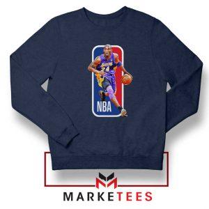 RIP NBA Lakers 24 Kobe Bryant Navy Sweatshirt