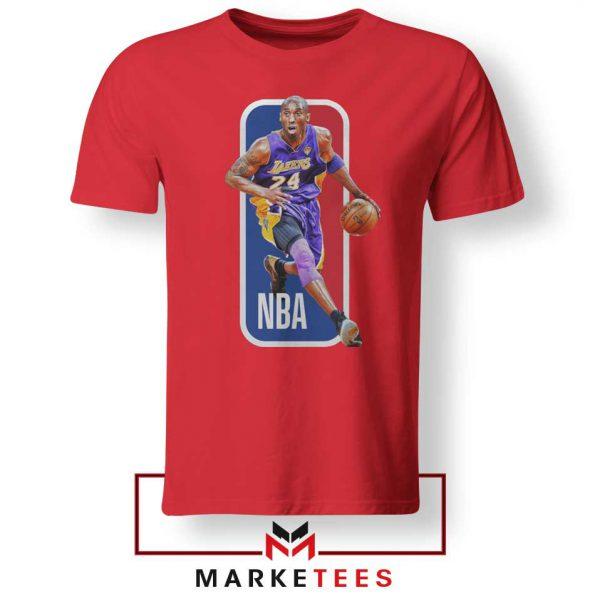 RIP NBA Lakers 24 Kobe Bryant Red Tee