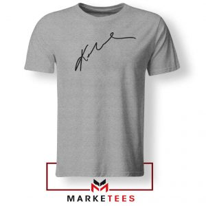 Signature Kobe Bryants Grey Tee