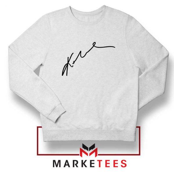 Signature Kobe Bryants Sweatshirt