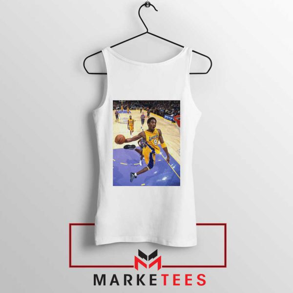 Slam Dunk Kobe Bryant Tank Top