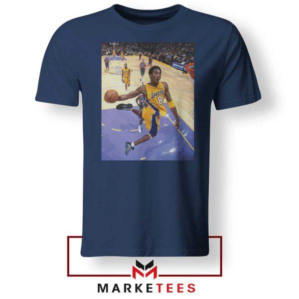 Slam Dunk Kobe Bryant Tshirt