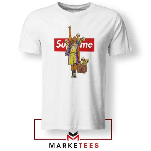 Supreme Parody Kobe Bryant Tshirt