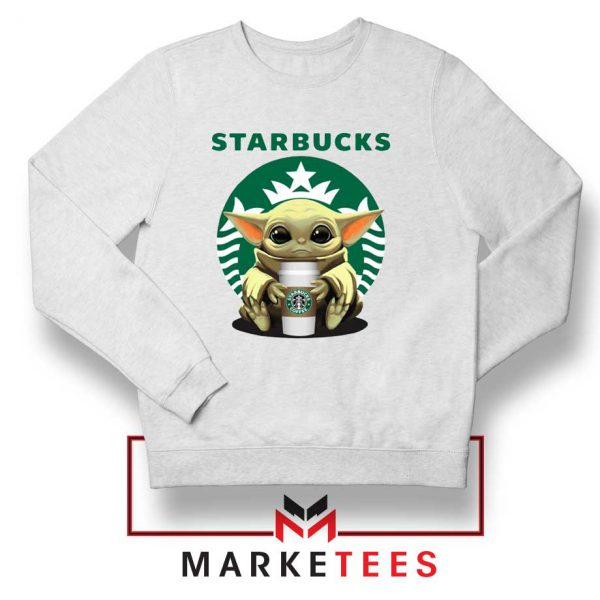 The Child Hug Starbucks Coffee Sweater