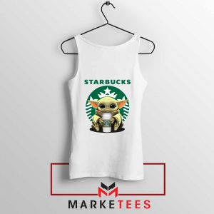 The Child Hug Starbucks Coffee Tank Top