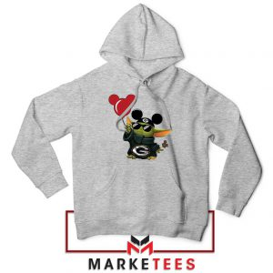 The Child Mickey Mouse Balloons Hoodie