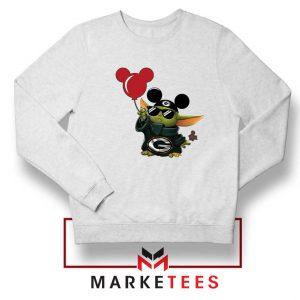 The Child Mickey Mouse Balloons Sweatshirt