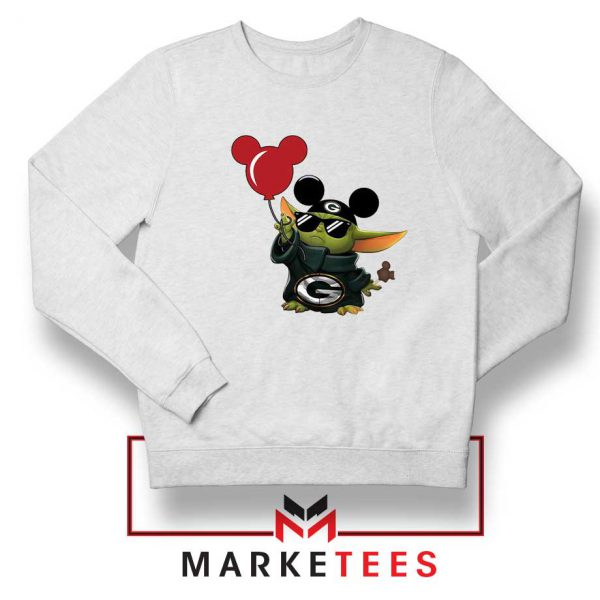 The Child Mickey Mouse Balloons Sweatshirt