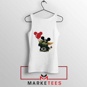 The Child Mickey Mouse Balloons Tank Top
