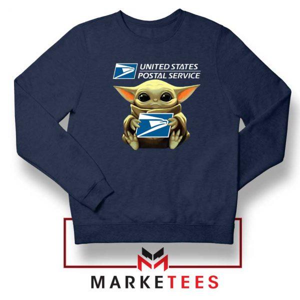 The Child US Postal Service Navy Sweatshirt