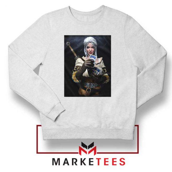 The Witcher Cirilla Sweatshirt