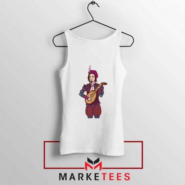The Witcher Dandelion Tank Top