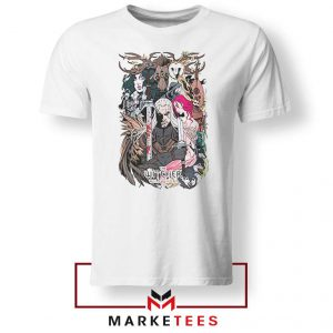 The Witcher Graphic Tee Shirt