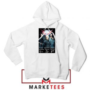 The Witcher Main Characters Hoodie
