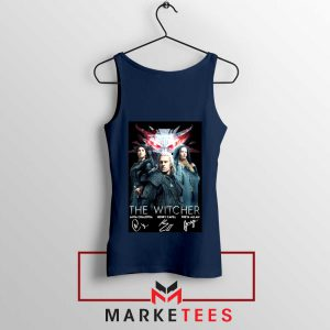 The Witcher Main Characters Tank Top