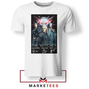 The Witcher Main Characters Tshirt