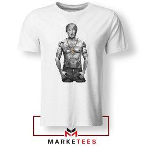 Trump Gangster White Tee Shirt