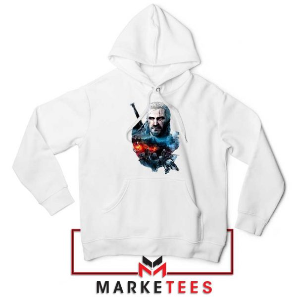 Witcher 3 Into The Fire Hoodie