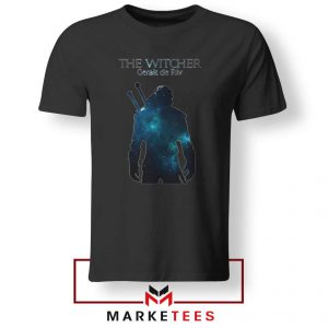 Witcher Geralt Black Tshirt