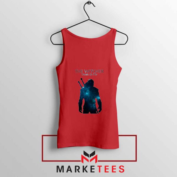 Witcher Geralt Tank Top