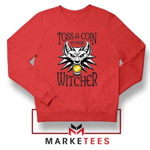 Witcher Logo Sweater
