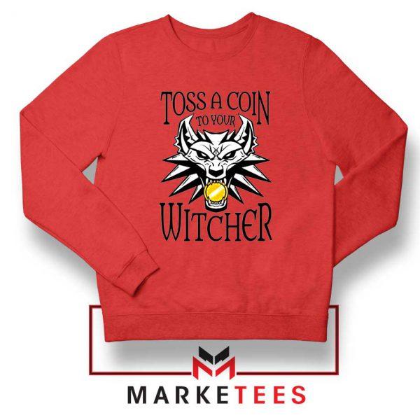 Witcher Logo Sweater