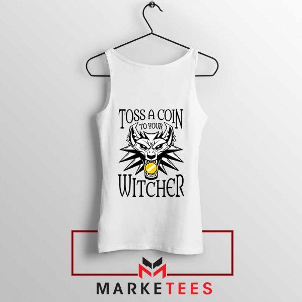 Witcher Logo Tank Top