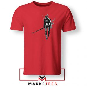 Witcher Of Rivia Red Tshirt