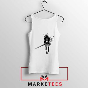 Witcher Of Rivia Tank Top