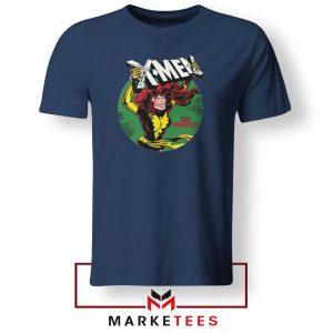 X Men Defeated Navy Tshirt