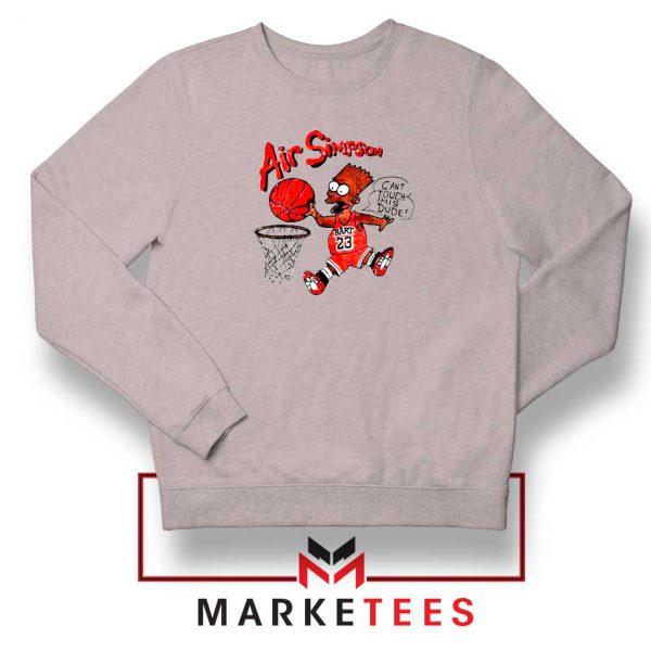 Air Bart Simpson Sweater