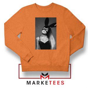 Ariana Grande Dangerous Woman Orange Sweatshirt