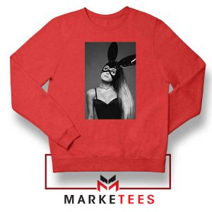 Ariana Grande Dangerous Woman Red Sweatshirt