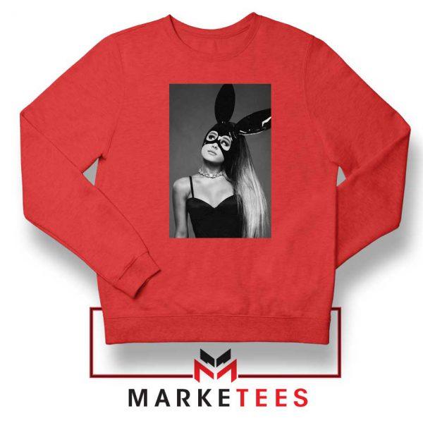 Ariana Grande Dangerous Woman Red Sweatshirt