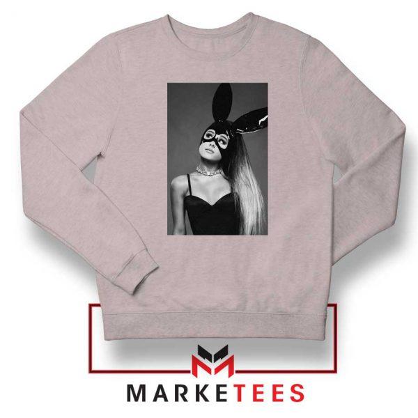 Ariana Grande Dangerous Woman Sport grey Sweatshirt