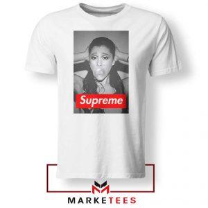 Ariana Grande Supreme Parody Tee ShirtS