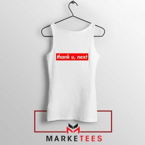 Ariana Grande Thank U Next Lyrics Tank Top