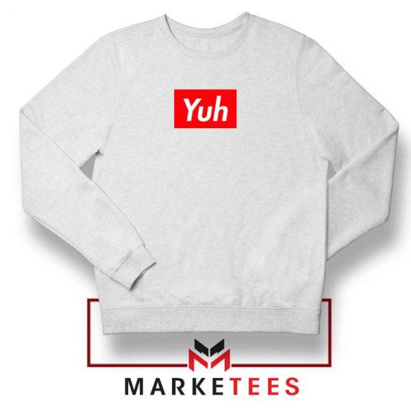 Ariana Grande Yuh Music Sweater