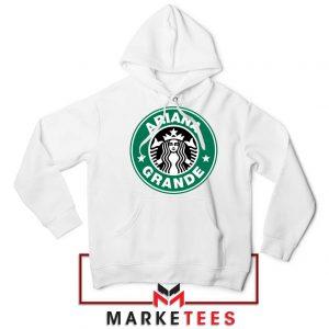 Ariana Starbucks Parody Hoodie